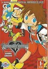 DISNEY - Kingdom Hearts - Chain of Memories N° 1 - NUOVO