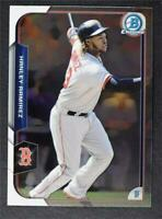 2015 Bowman Chrome #155 Hanley Ramirez - NM-MT