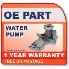 KCP1846 KEY PARTS WATER PUMP (Fiat Punto MkII 1.2 09/99-) NEW O.E SPEC!