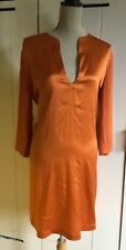 Twin Set by Simona  Barbieri, ,  stylish tunic, dress. Silk    size L / 6.4