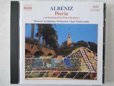 Albeniz - Iberia (Orchestriert Peter Breiner) von Igor Golovschin - CD Neuwertig