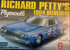 1964 Plymouth Belvedere Richard Petty Ford Lindberg 1/25 New & Sealed! Excellent