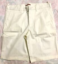 Prada Men's White Shorts Size 50