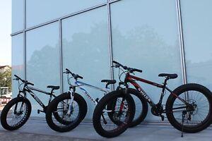 """Swiss Mountain Fatbike 26"""" 24 Gänge"""
