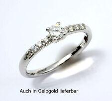 Diamant 56 (7 mm) Ø sehr gut geschliffener Echtschmuck