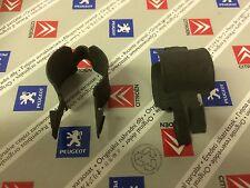 PEUGEOT 106 205 GTI 309 405 CITROEN SAXO C8 2 HANDBRAKE CABLE GUIDE CLIPS 475412