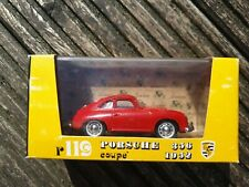 Brumm R119; 1952 Porsche Coupe 356 Boxed Collectable