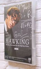 HAWKING: THE  STORY OF THE SEARCH FOR THE BEGINNING OF TIME (DVD) R-4, LIKE NEW