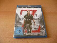 Blu Ray World War Z - 2013 - Brad Pitt