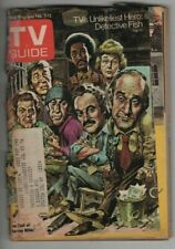 Tv Guide Mag Barney Miller & Detective Fish February 7-13, 1976 070920nonr