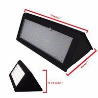 48 LED Solar Flood Light, Super Bright Motion Sensor Outdoor Wide Angle Security