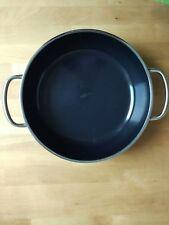 silit silargan Professionel schmorpfanne schwarz 28cm mit Glasdeckel