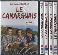 LE CAMARGUAIS .... L'INTEGRALE DE LA SERIE .... JEAN FRANCOIS STEVENIN ... NEUF