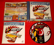 CRAZY TAXI 2 Sega Dreamcast Dc Versione Europea PAL ○ COMPLETO