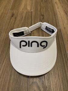Ping 110 Flexfit Tech Womens Golf Visor NEW