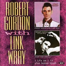 Link Wray - Robert Gordon w. Link Wray/Fresh Fish Special [New CD] UK - Import