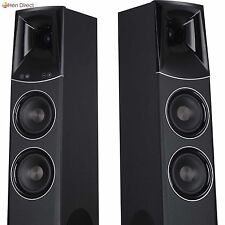 Bluetooth Tower Speakers Home Theater System 2.2 Channel Sound 8 Speaker Drivers