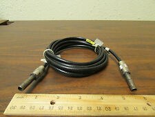 Mini Trompeter Cable Coaxial Audio or Video High Voltage