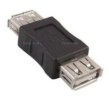Adaptateur coupleur USB A Femelle / A Femelle connection cable A-A rallonge 2.0