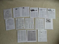 Avalon Hill Richthofen's War 11 Articles/11 Scenarios/2 Variants The General