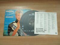 C C CATCH DIAMONDS HER GREATEST HITS 1991 RARE KOREA LP ITALO DISCO RARE