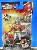 "Power Rangers Megaforce~Red Ranger~#35101~ 4"" Action Figure"