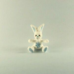 OOAK~Bunny Rabbit~Blue~Baby Toys~Miniature~Artist Doll~Dollhouse~Cheryl Brown