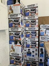 Used-Good Gourmia 6 qt digital air fryer