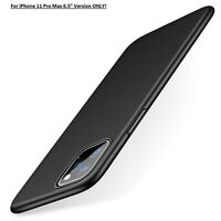 For iPhone Eleven Pro MAX Case Ultra-Thin Hard Plastic Full Protective Cover