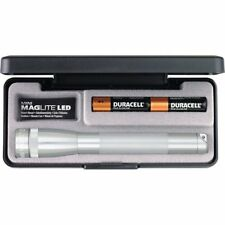 Maglite Mini 2aa/r6 LED Coffret Mixte adulte Argent 16.