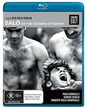 Salo Or the 120 Days of Sodom [Blu-ray]