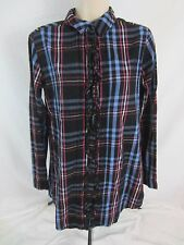 Betsey Johnson Intimates Sleep Shirt Gown Pajamas Multi-Color - Women's S - 1158