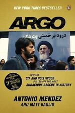 Argo: How the CIA and Hollywood Pulled Off the Most Audacious Rescue i-ExLibrary