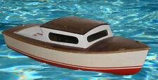 Sea Urchin Boat Model Wooden boat kit Lesro models Les Rowel