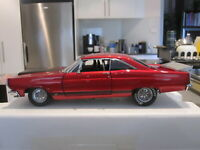 1/18 GMP 18813 1967 FORD DRAG FAIRLANE CANDY RED 1320 KINGS *NEW*