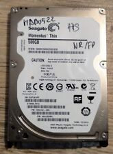 Disque Dur / HDD Seagate ST500LT012 - 500 Go - SATA 3 - 2.5' - 5400RPM En L'état