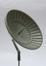 Silver Radar Dish for a Space Station by Horikawa