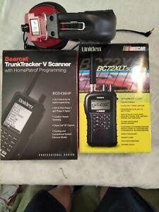 uniden bcd436hp scanner