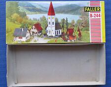 Faller Ams B-244 Original Box From Village