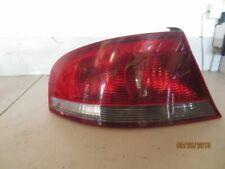 Driver Left Tail Light Sedan Fits 01-06 Sebring 102348
