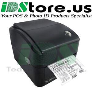 4″ Direct Thermal Label Printer (LDT114) USB TSPL-EZ Emulation TSC Zebra Datamax
