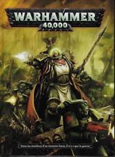 WARHAMMER 40.000 : LIVRES DE REGLES - LIVRE JEUX - GAMES WORKSHOP