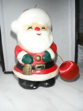 879 HEAVEN SENDS Lot de deux Nouveauté Noël grand Dîner bougies Bonhomme De Neige 25 Cm