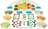 Genuine Settlers of Catan 5th Ed 3072 5-6 Player Extension Replacement Parts NEW