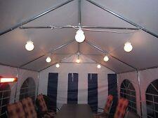 Zeltbeleuchtung Pavillon Partyzelt Gartenzelt Lichterkette