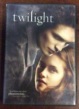 Twilight DVD 2009 Kristen Stewart Robert Pattison RecycledDVD.com
