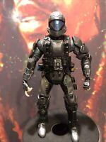 "McFarlane Halo 3 Odst Action Figure Buck Spartan RARE 5"""