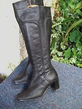 Next 100% Leather Mid Heel (1.5-3 in.) Cuban Women's Shoes