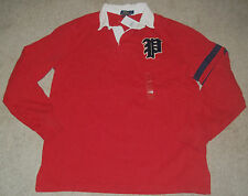 Ralph Lauren Men's Collared Long Sleeve Loose Fit Casual Shirts & Tops