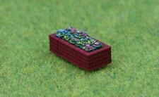 Ancorton 95504 OO Gauge Flower Bed with Brick Base